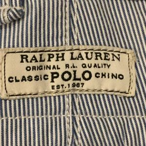 Polo by RL Classic Chino cargo short big and tall